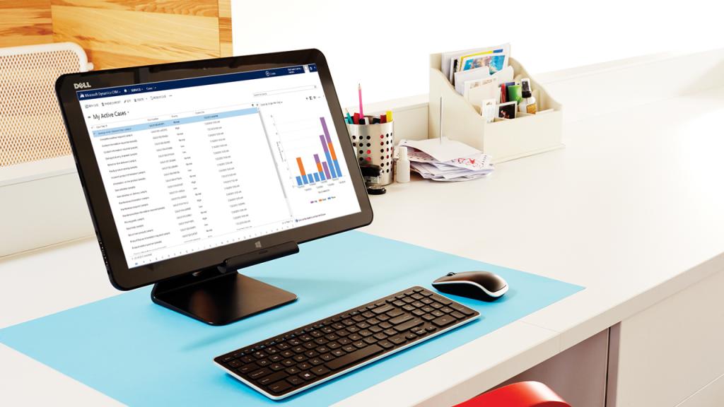 CRM 2013 Desktop